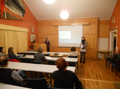 A lecture on my PhD work in moose.